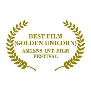 Best Film (Golden Unicorn) - Amiens Int. Film Festival