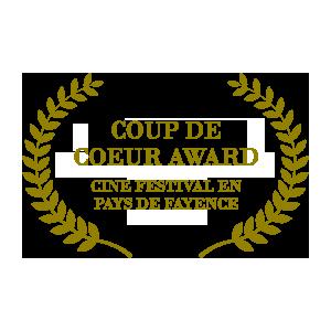 Coup de Coeur Award - Cine Festival en Pays de Fayence