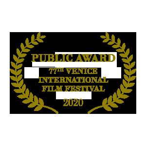 Public Award - 77th Venice International Film Festival 2020