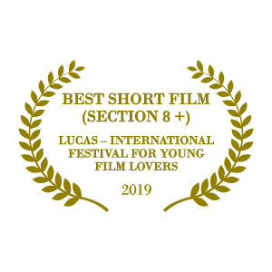 ​LUCAS – International Festival for Young Film Lovers 2019, Germany - Best Short Film (Section 8 +)