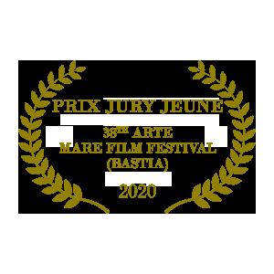 38th ARTE MARE FILM FESTIVAL. BASTIA - Prix Jury Jeune