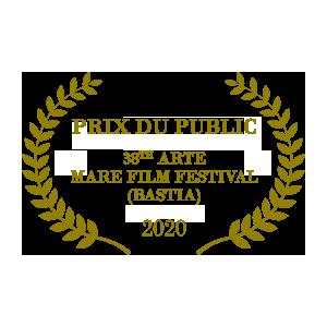 38th ARTE MARE FILM FESTIVAL. BASTIA - Prix du Public