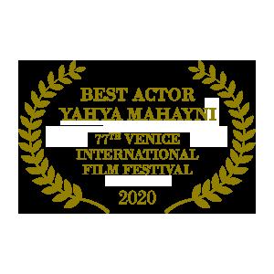 Best Actor - Yahya Mahayni
