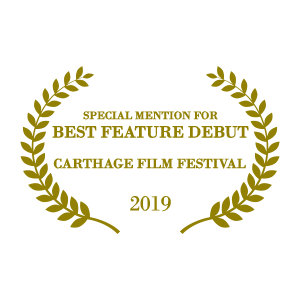 Carthage Film Festival Special mention for best feature debut