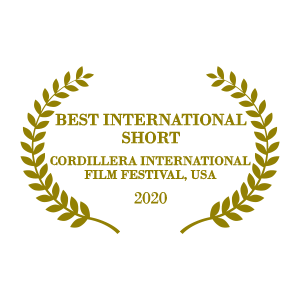Cordillera International Film Festival 2020, USA - Best International Short