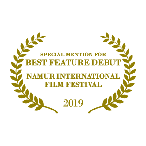 Namur International Film Festival Special mention for best feature debut
