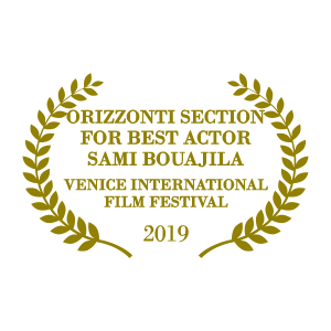 Venice IFF Orizzonti Section for best actor