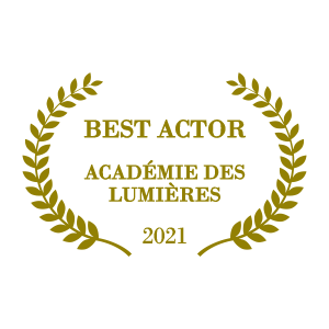 A Son Académie Des Lumières Best Actor Award 2021
