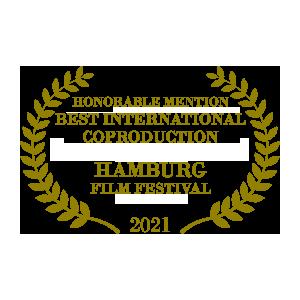 The Stranger Honorable Mention Best International Coproduction Hamburg Film Festival 2021
